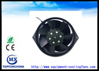 China 110v industriële AC van Ventilatieventilators Brushless Ventilator 6. 7 duim Brushless Koelventilators leverancier